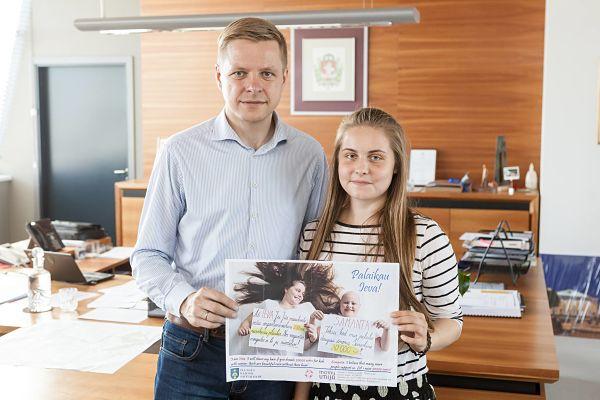 Paramos akcija vėžiu sergantiems vaikams_opt